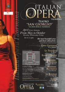 Italian Opera Taormina 2016